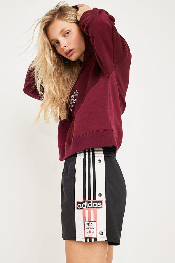 """Adidas Originals – Shorts """"Adibreak"""" mit 3 Streifen Styling und"""