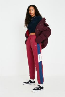 Champion Berry Track Pants by Champion