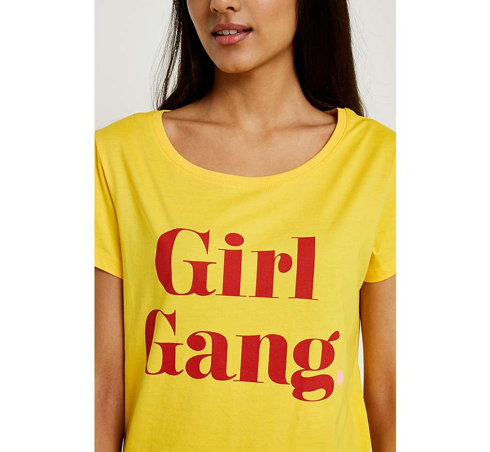 Slide View: 3: Jakke Girl Gang T-Shirt