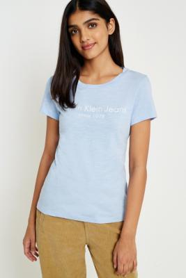 Calvin Klein - Calvin Klein Jeans 1978 Blue T-Shirt, Blue