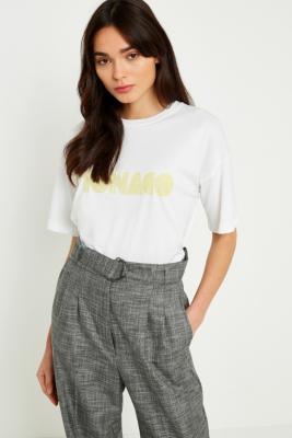 Gestuz - Gestuz Eaton Monaco T-Shirt, White