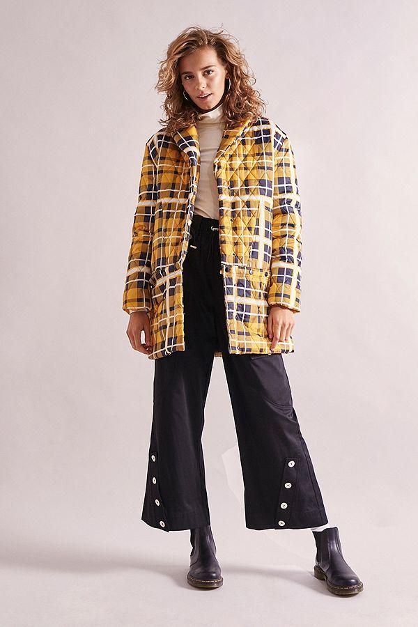 Sunny Urban Of Imprimé Doudoune Écossais Outfitters À Fr House Tw7qHq