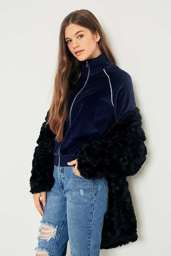 Cheap Monday Ostent Faux Fur Coat | Urban Outfitters