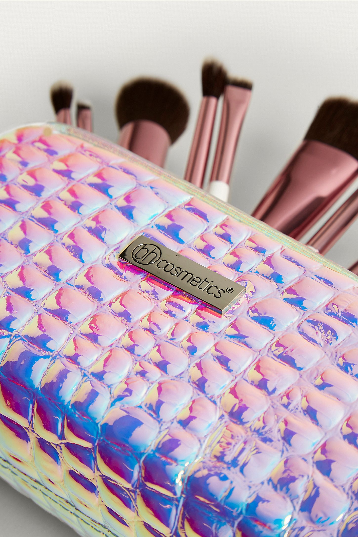 Bh Cosmetics 12 Teiliges Pinselset Crystal Quartz Urban