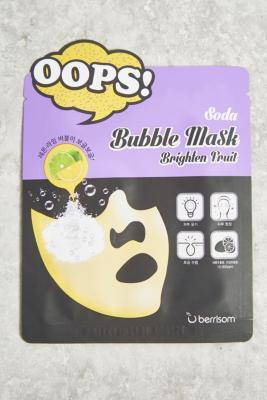 """Image of Berrisom - Gesichtsmaske """"Oops Soda Bubble"""" - Damen A4040"""