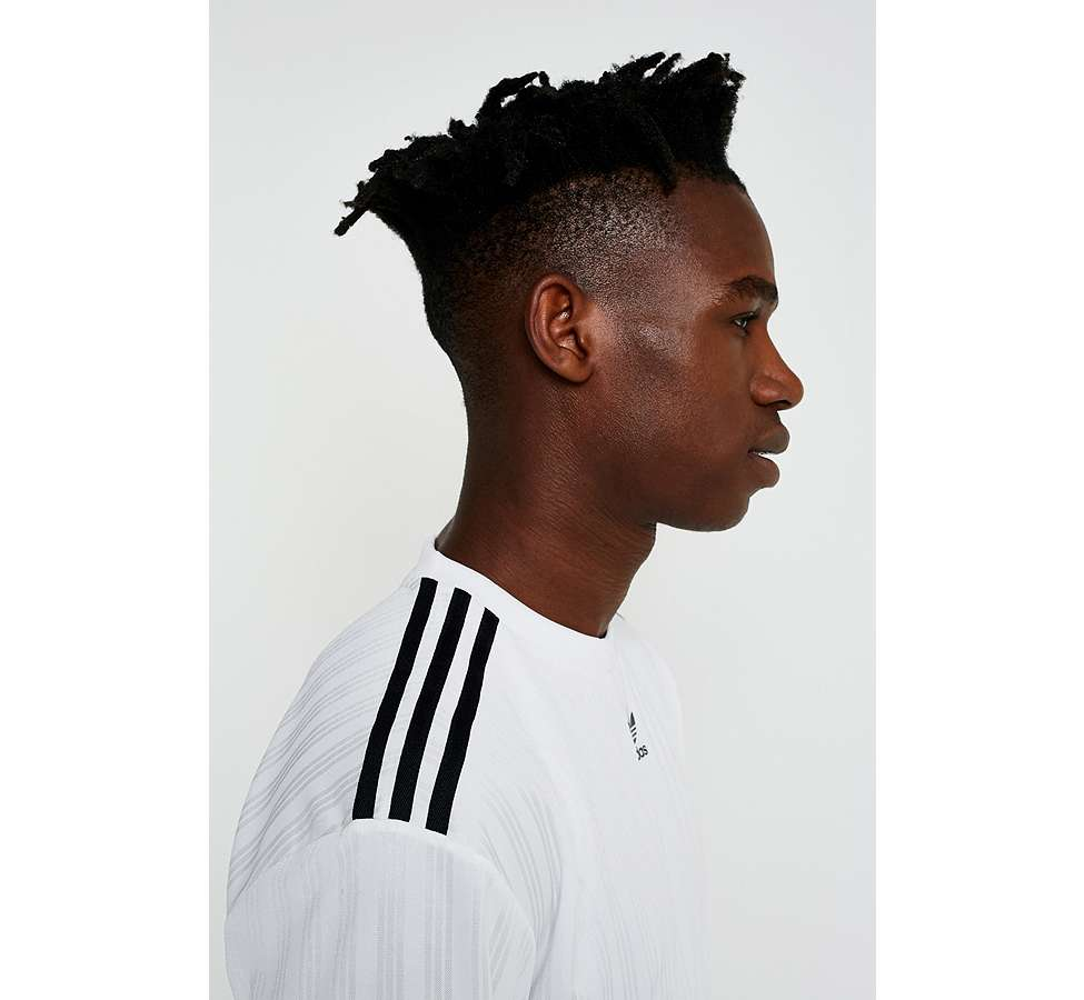 Slide View: 3: adidas - Maillot de football blanc à manches longues
