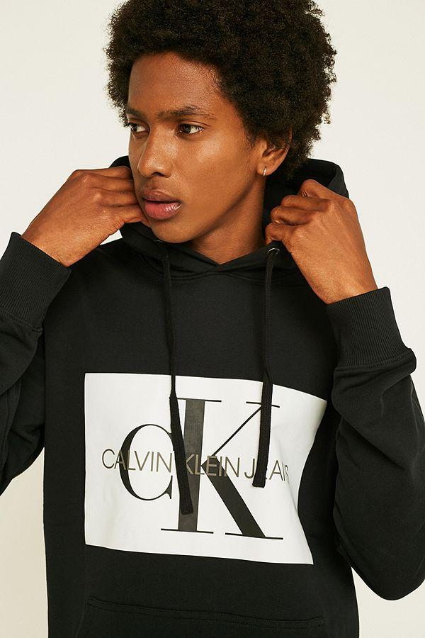 Monogrammed Hoodie Outfitters Jeans Logo Urban Uk Klein Box Calvin EwqAPZC