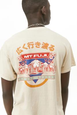 UO - T-shirt grège montagne - Urban Outfitters - Modalova