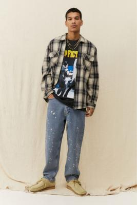 UO Pulp Fiction Graphic T-Shirt - Black L at Urban Outfitters