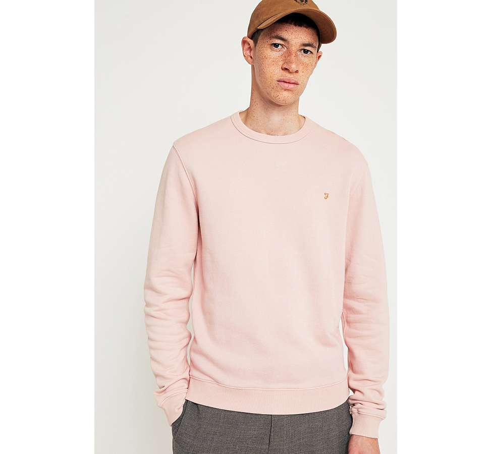 Slide View: 1: Farah Pickwell Rose Sweatshirt