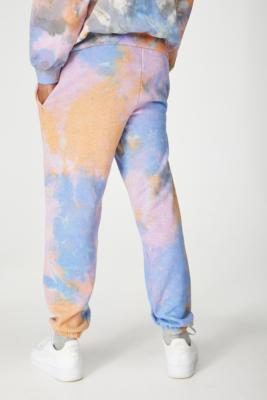 iets frans. Pastel Tie-Dye Joggers - Assorted L at Urban Outfitters