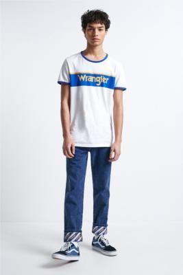 """Wrangler  – Jeans """"Crush"""" In Blau by Wrangler Shoppen"""