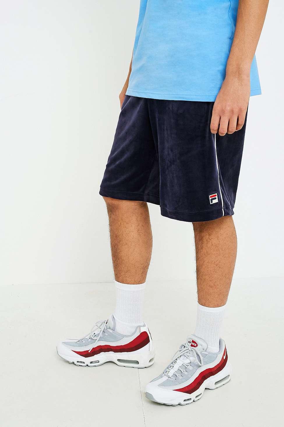 Cristaudo shorts Fila
