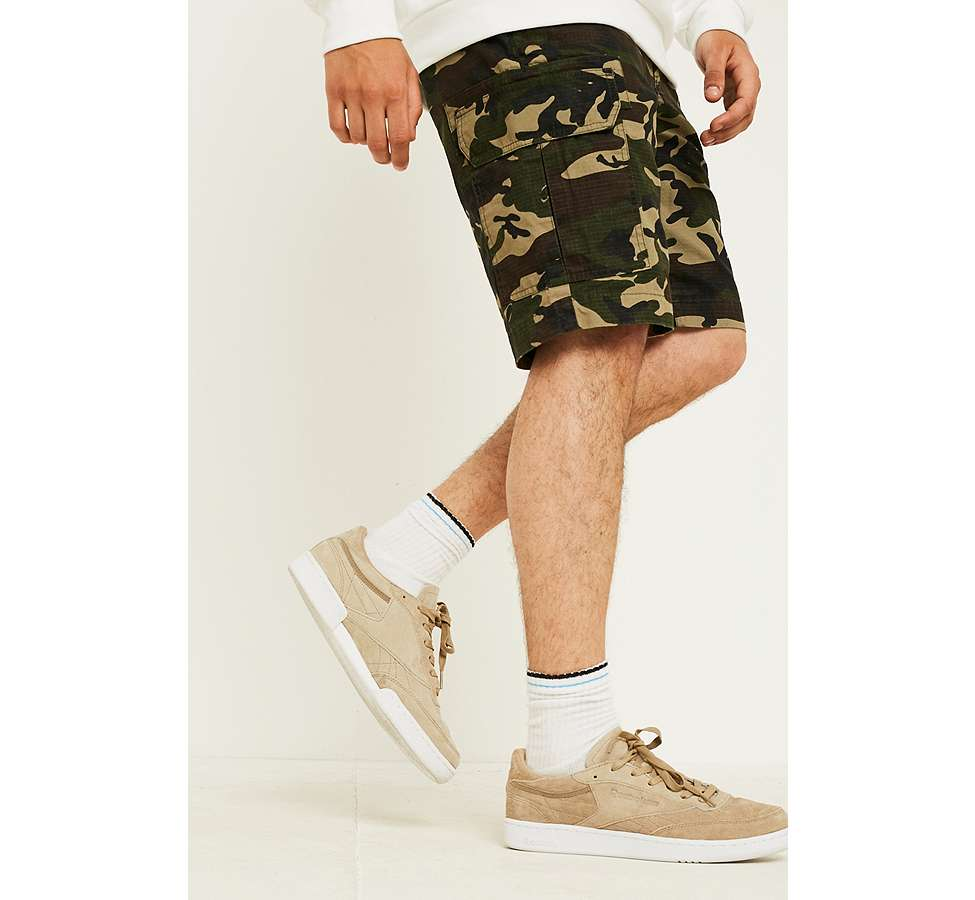 "Slide View: 4: Dickies – Workwear-Shorts ""New York"" in Camouflage"