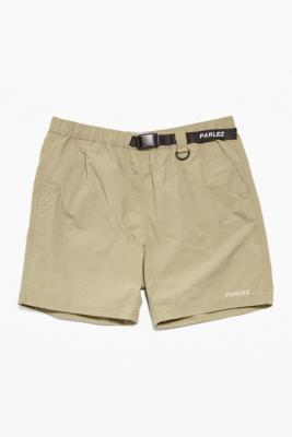 Parlez Sand Vanguard Shorts - Beige XL at Urban Outfitters