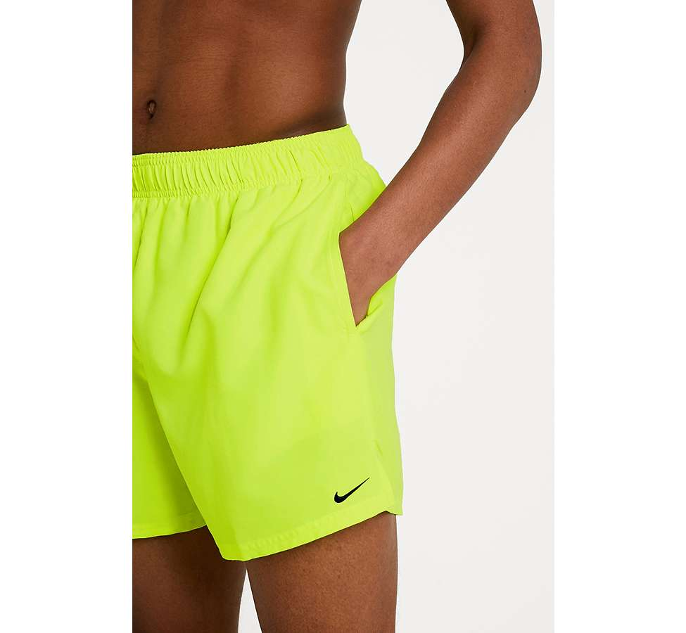 "Slide View: 1: Nike – Badeshorts ""Core Solid Volt"""