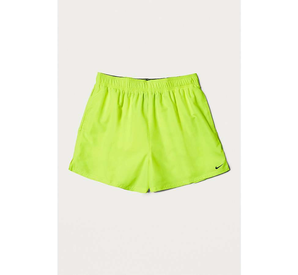 "Slide View: 2: Nike – Badeshorts ""Core Solid Volt"""