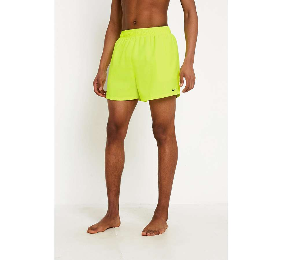 "Slide View: 5: Nike – Badeshorts ""Core Solid Volt"""