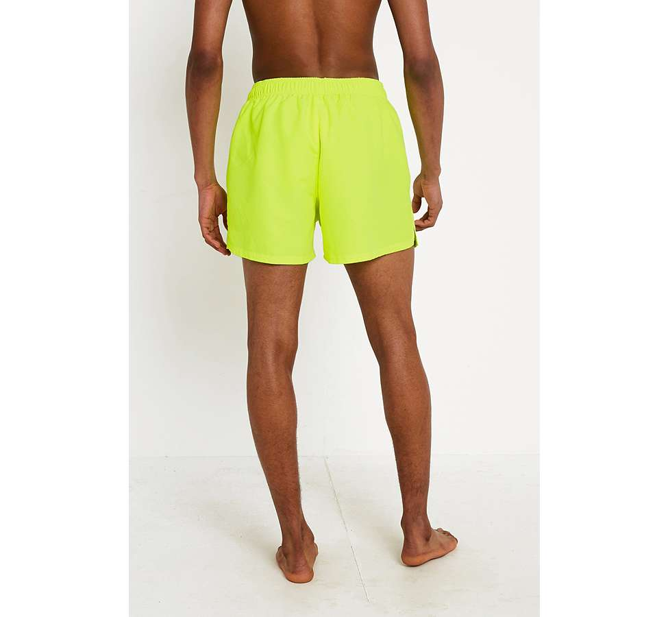 "Slide View: 6: Nike – Badeshorts ""Core Solid Volt"""