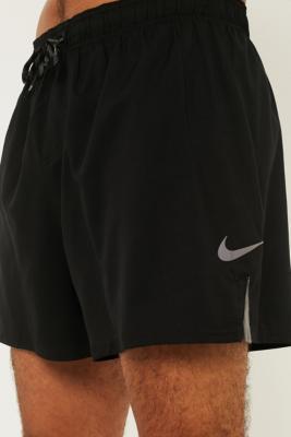 Nike Vital Black & Grey Swim Shorts - Mens S