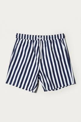 Slide View: 2: UO Candy Stripe Print Swim Shorts