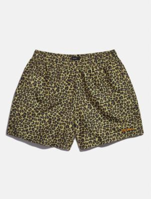 Iets frans. - Short de bain à imprimé léopard - Urban Outfitters - Modalova