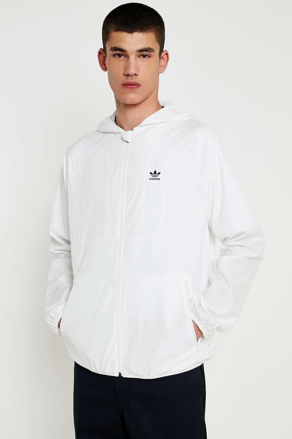 adidas originali climalite bb bianco, giacca a vento urbano