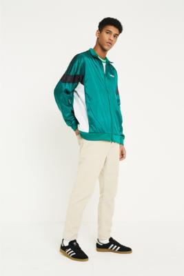 Adidas Clr 84 Sub Green Track Top by Urban Outfitters