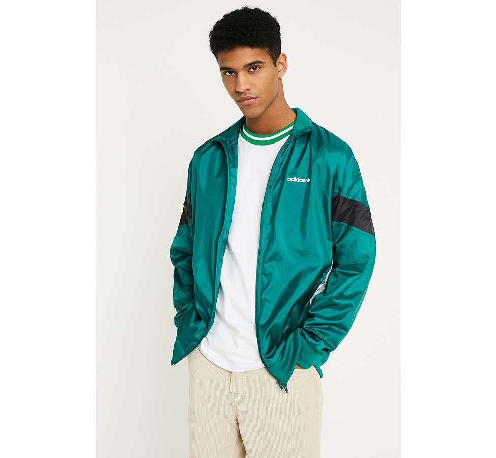 Slide View: 2: adidas CLR-84 Sub Green Track Top