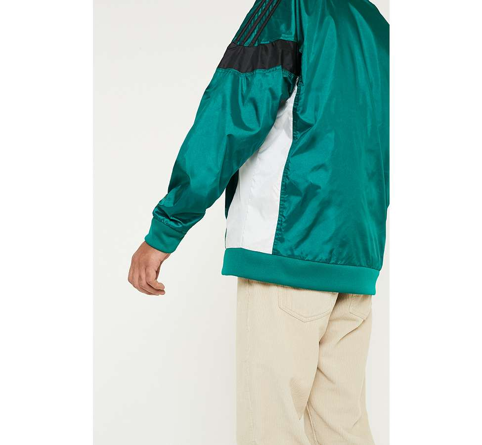 Slide View: 4: adidas CLR-84 Sub Green Track Top
