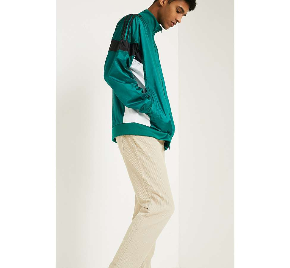 Slide View: 5: adidas CLR-84 Sub Green Track Top