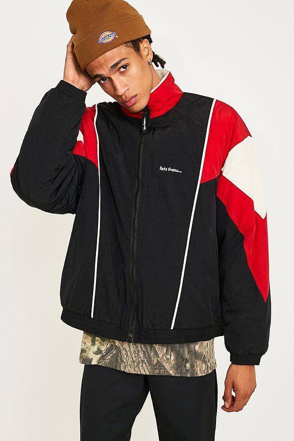 iets frans… Black Ski Jacket  7493b7254