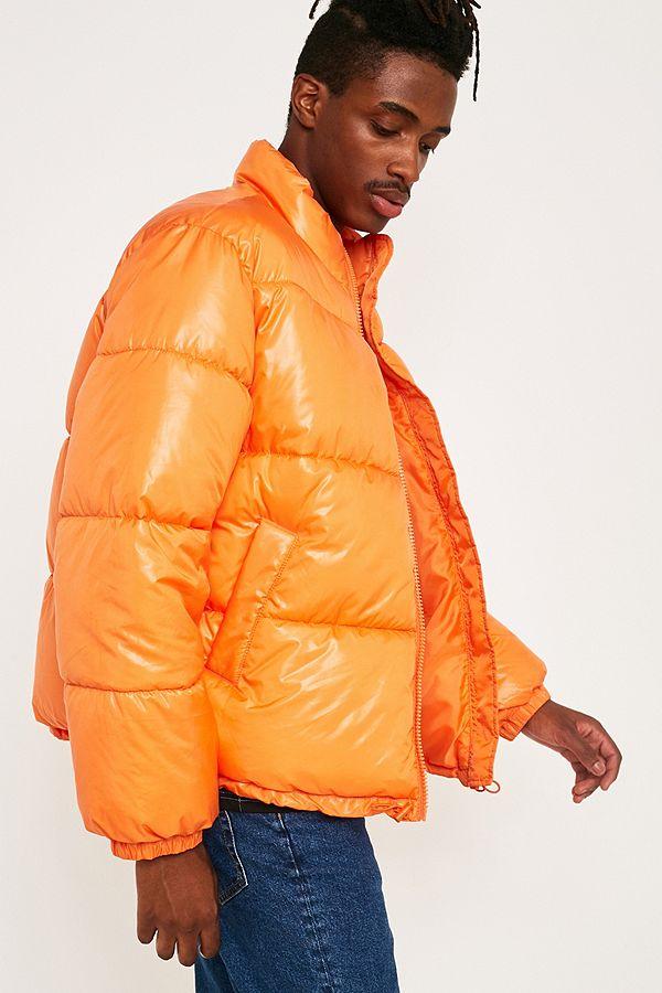 Cheap Fr Orange Now Monday Urban Outfitters Doudoune PPFap