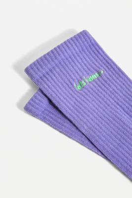iets frans… Lilac Socks 1-Pack - Purple ALL at Urban Outfitters
