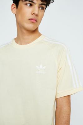 Adidas 3 Stripe Sun Mist T Shirt by Adidas
