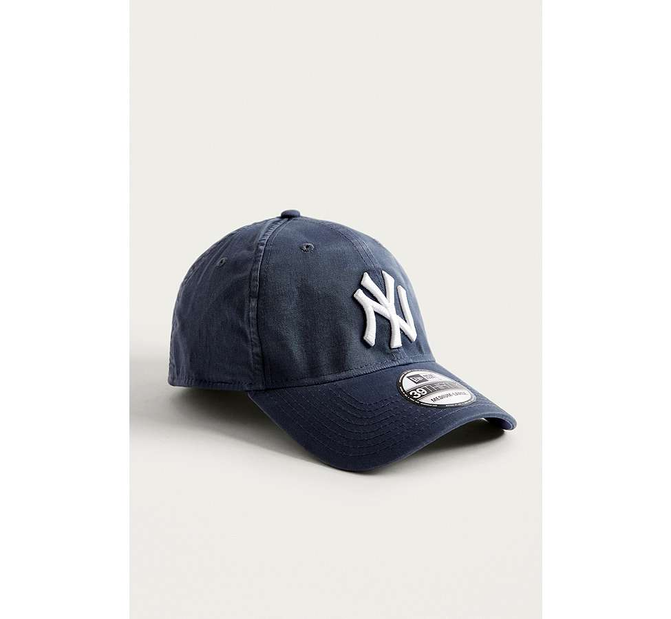 "Slide View: 1: New Era – Cap ""39THIRTY NY Yankees"" in Schiefergrau"