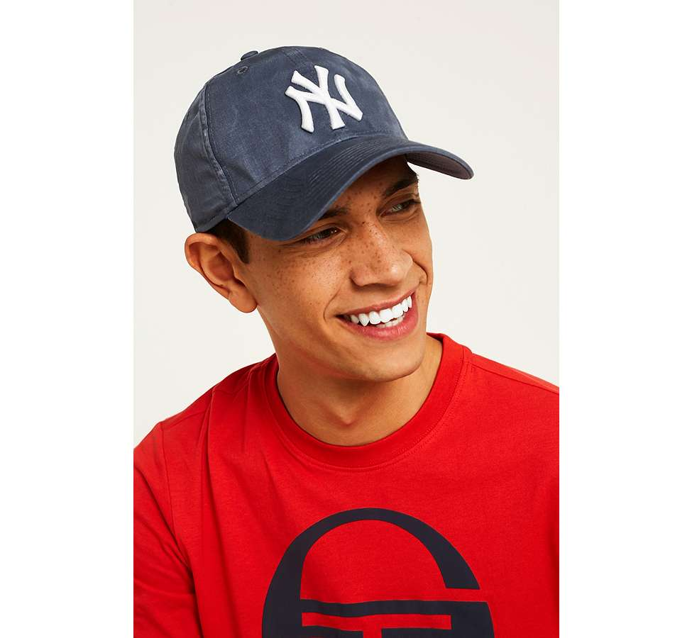 "Slide View: 2: New Era – Cap ""39THIRTY NY Yankees"" in Schiefergrau"