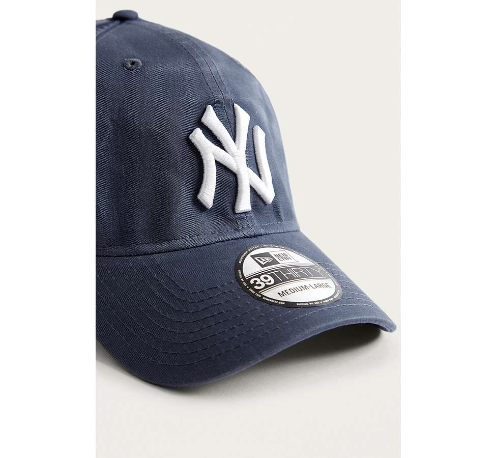 "Slide View: 3: New Era – Cap ""39THIRTY NY Yankees"" in Schiefergrau"
