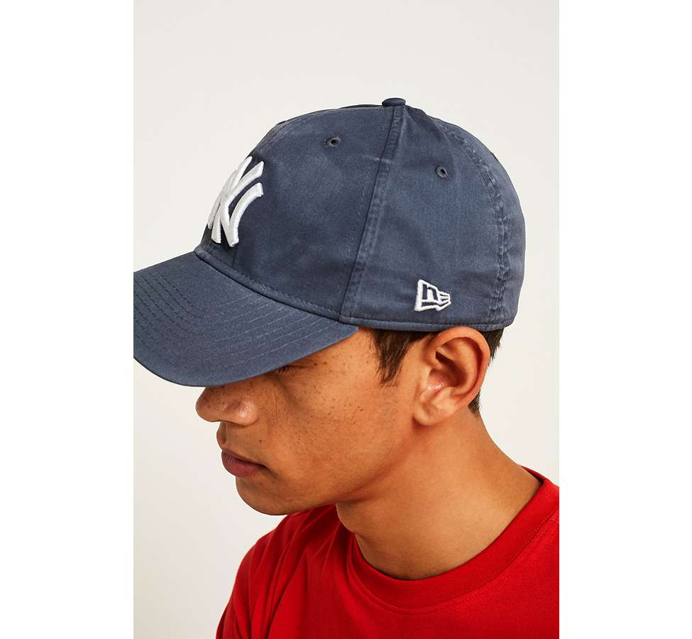 "Slide View: 4: New Era – Cap ""39THIRTY NY Yankees"" in Schiefergrau"