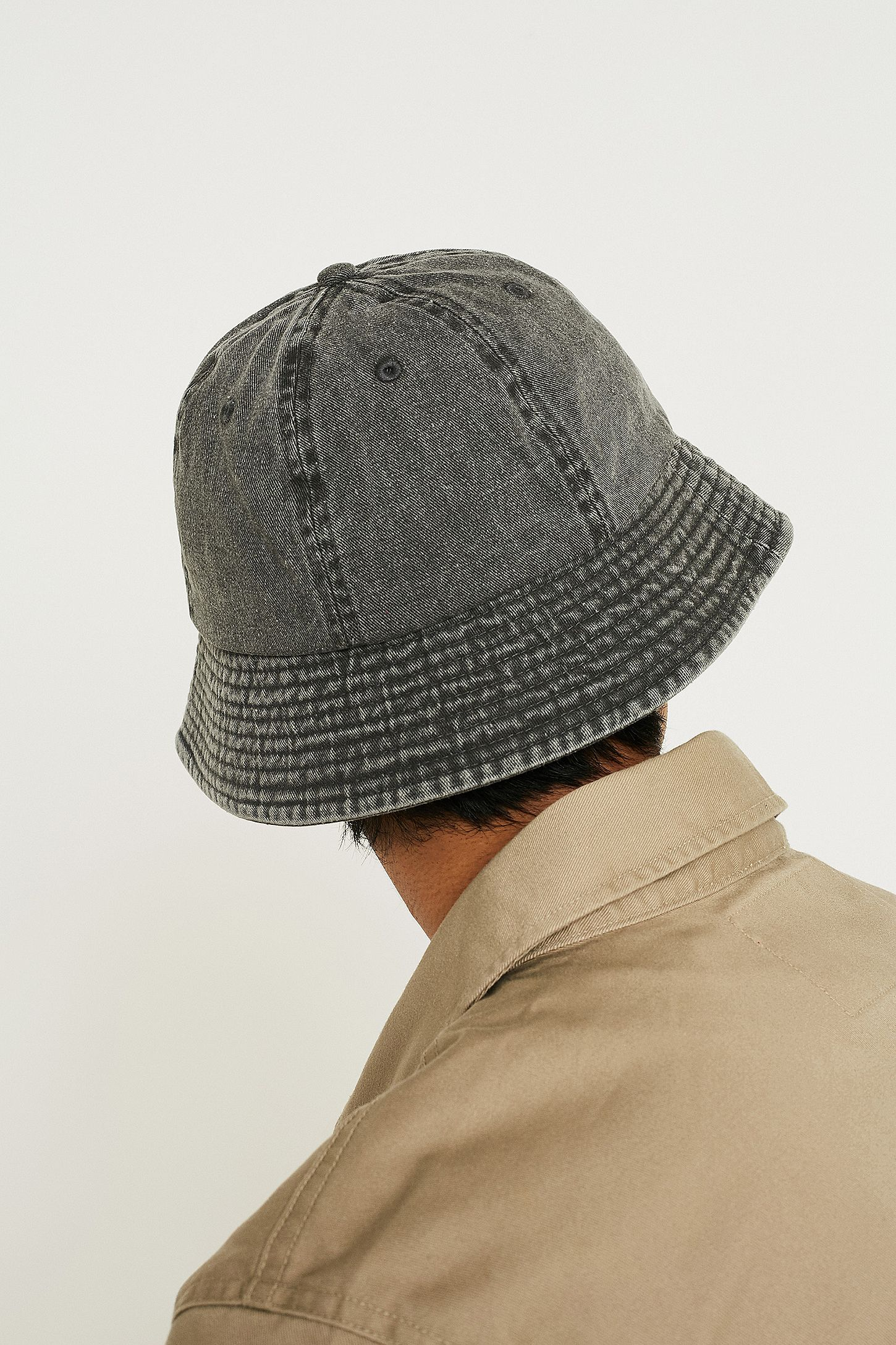 da47ba9432cde ... discount neff jillian gray knit hat slide view 5 obey decades bucket hat  46435 c8866