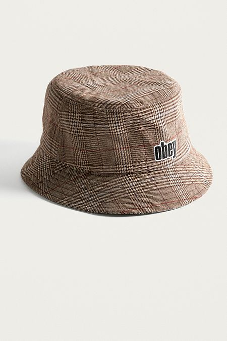 345427a9330 OBEY Dayton Bucket Hat