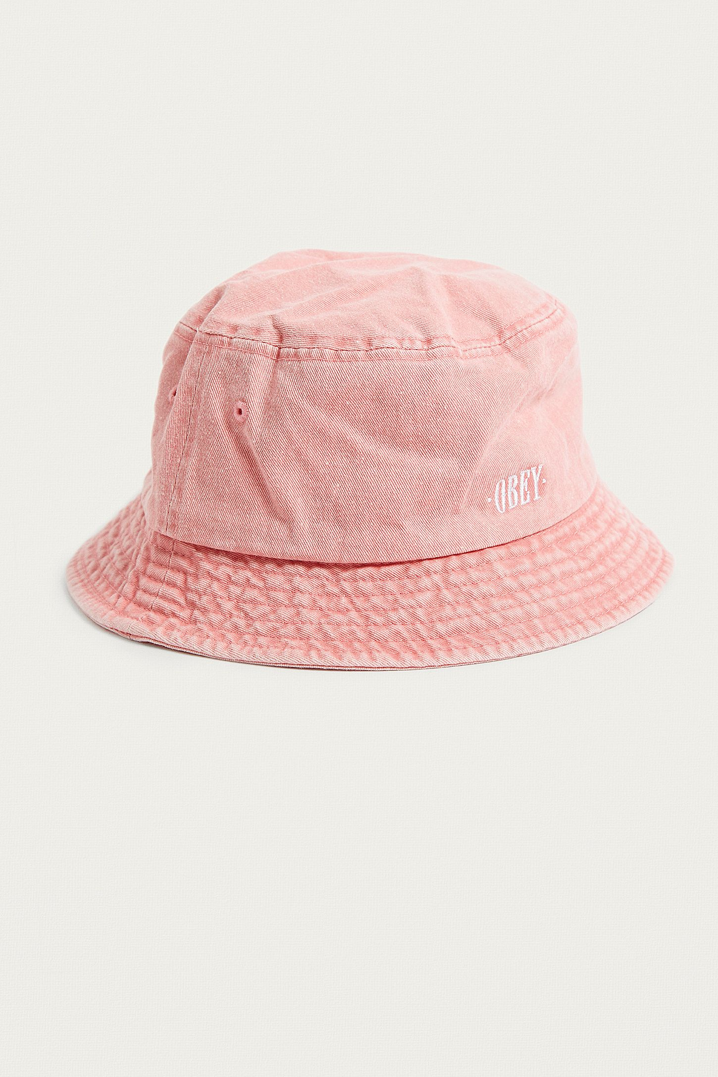 43a01245d6b OBEY Respect Coral Bucket Hat. Click on image to zoom. Hover to zoom.  Double Tap to Zoom