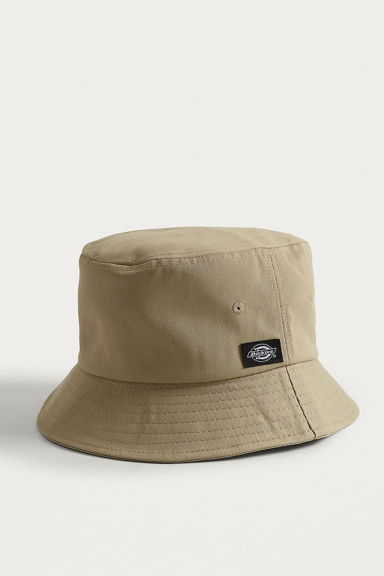 Dickies Addison Khaki Bucket Hat  b44e9841134