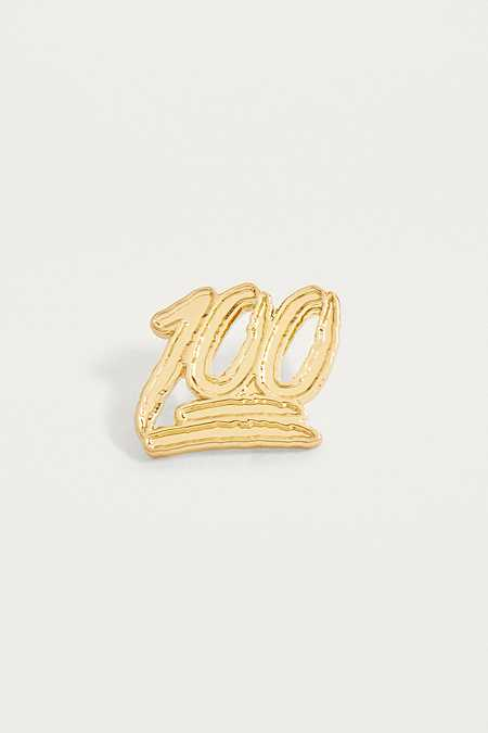 Pintrill - Badge 100