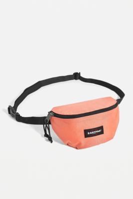 Eastpak Springer Lobster Orange Bum Bag - Orange ALL at Urban Outfitters