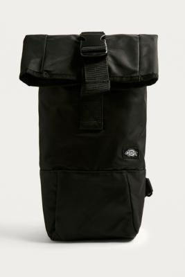 Dickies Woodlake Rolltop Black Chest Pack by Dickies