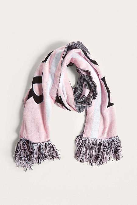 Urban Outfitters Together Pink Scarf
