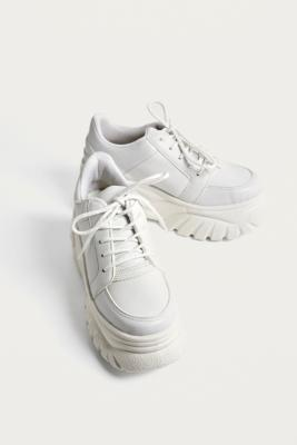 Uo Tyson White Chunky Trainers by Urban Outfitters