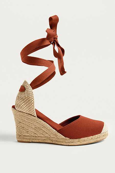 UO Erin Espadrille Wedge Sandals