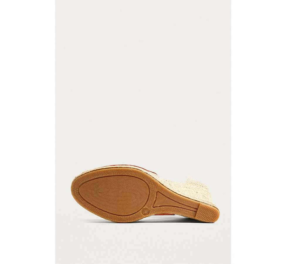 Slide View: 5: UO Erin Espadrille Wedge Sandals